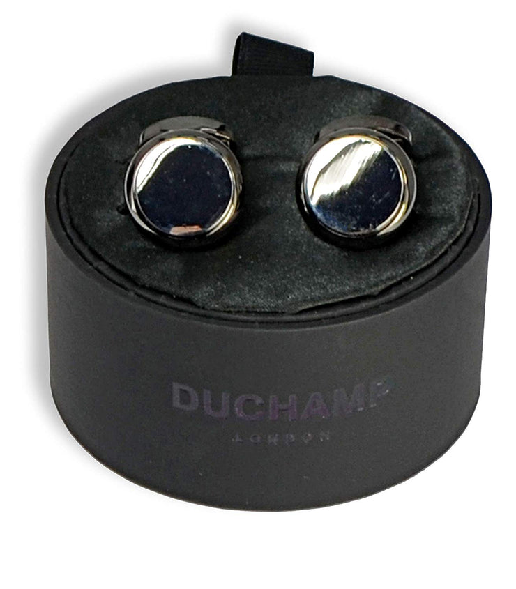Duchamp London Round Cuff Links