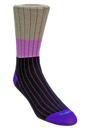 Duchamp London Color-Block Socks