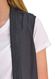 Roffe Accessories Louisa Vest Black