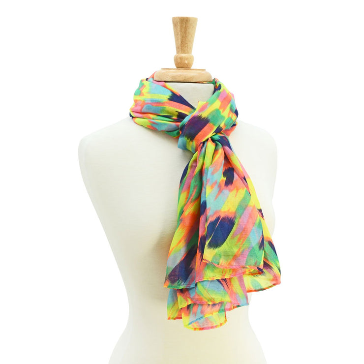 Belinda Watercolor Scarf