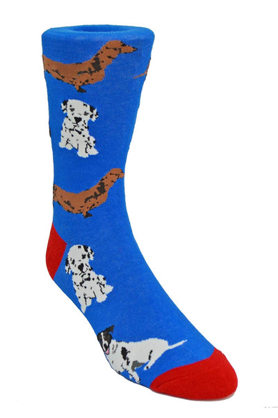 Nicole Miller Studio Dog Socks
