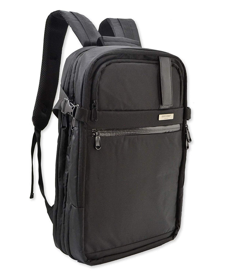 Getaway Expandable Carry-On Backpack Suitcase by Duchamp