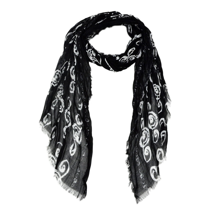 Layla Music Festival with Trim Scarf