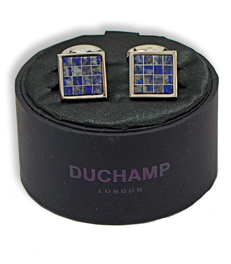 Duchamp London Mosaic Cuff Links