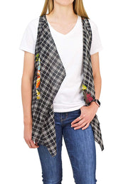 Roffe Accessories Kelsey Vest Black