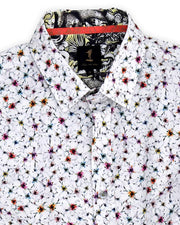 1 Like No Other Baruti Print Shirt