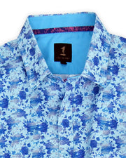 1 Like No Other Statisk Print Shirt