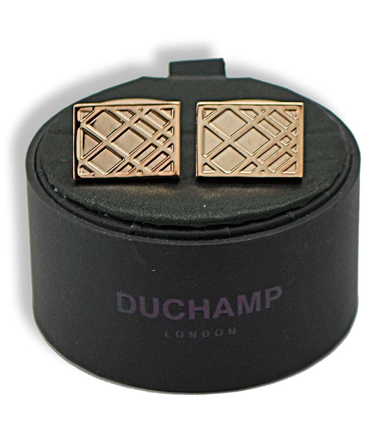 Duchamp London Square Cuff Links