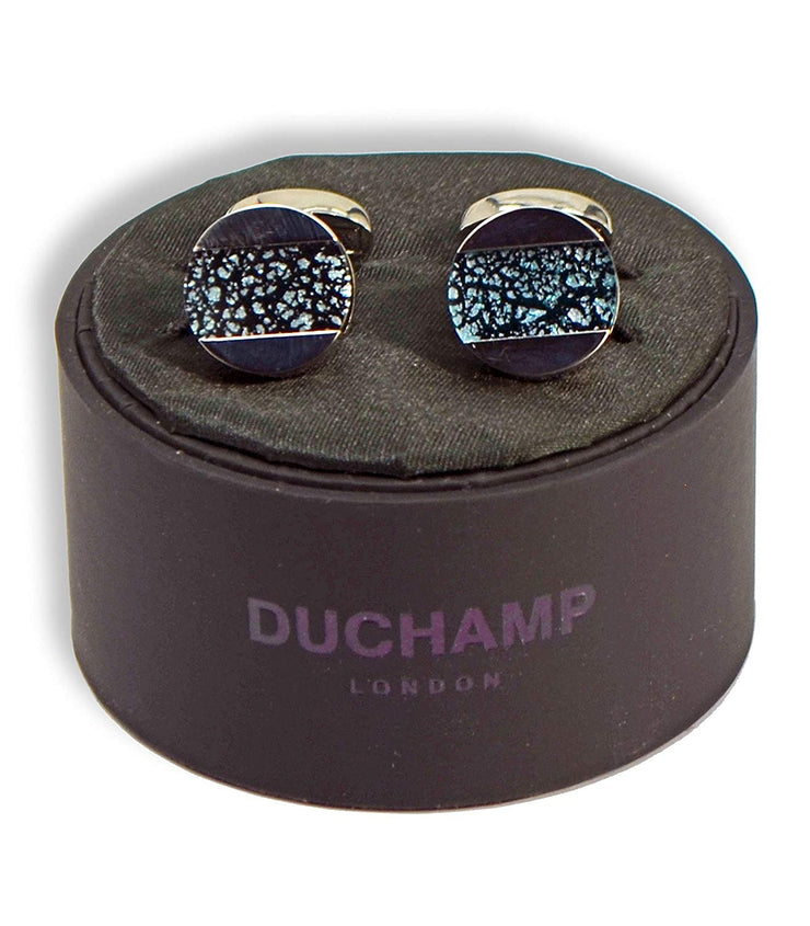 Duchamp London Blue Cuff Links