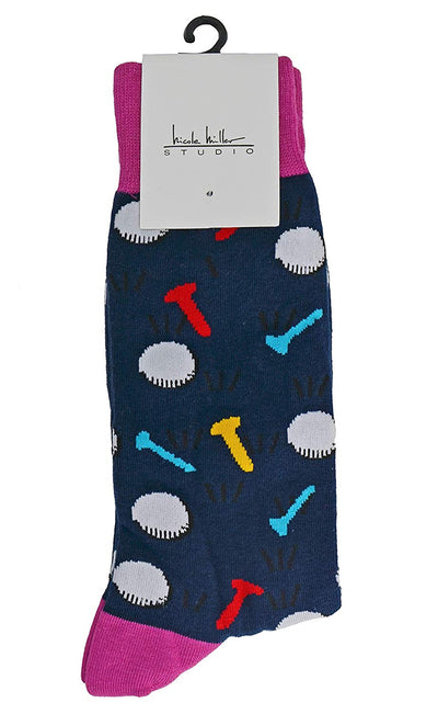 Nicole Miller Studio Golf Socks