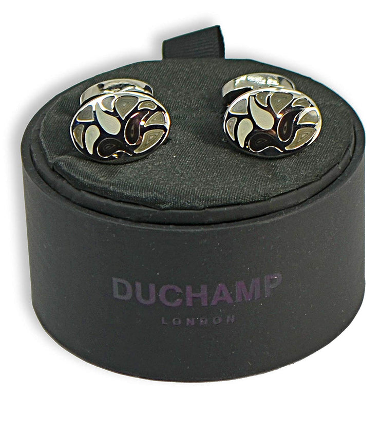 Duchamp London Colorful Cuff Links