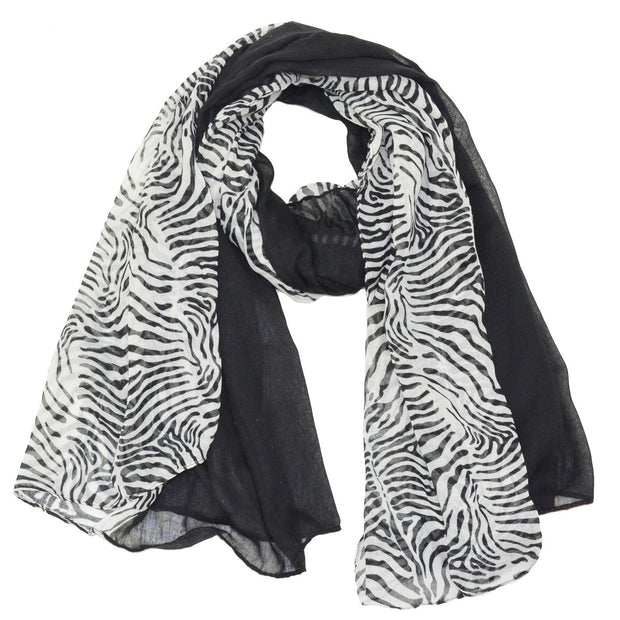 Utina Solid Animal Scarf