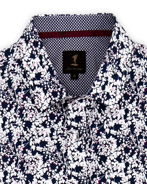 1 Like No Other Blume Print Shirt