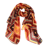 Paige Abstract Bliss Print Scarf