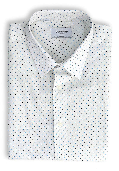 Duchamp London Dots Dress Shirt