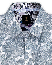 1 Like No Other Mimea Print Shirt