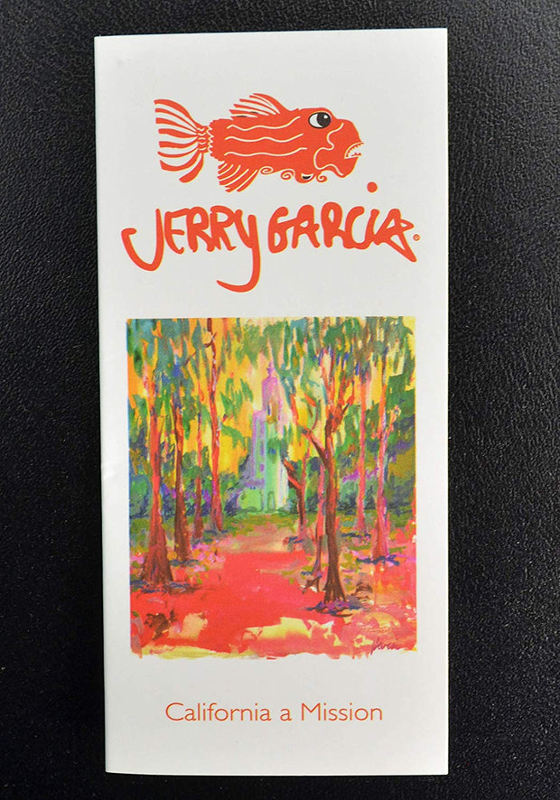 Jerry Garcia Printed Cuff Dress Shirt
