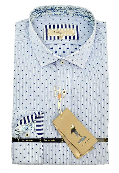 1...LIKE NO OTHER Signac Dress Shirt