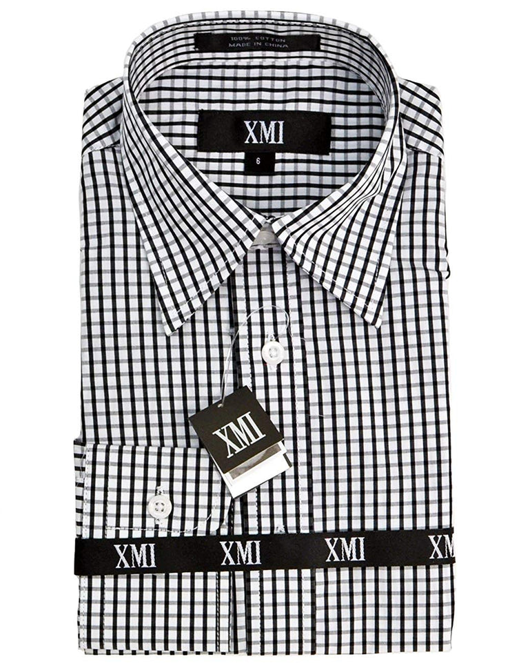 XMI Boys Long Sleeve Shirt