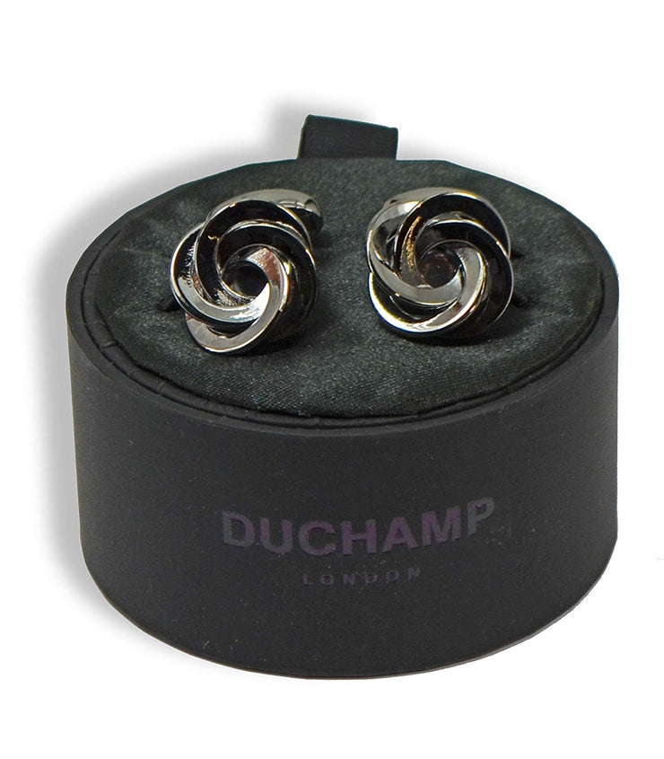 Duchamp London Knot Cuff Links