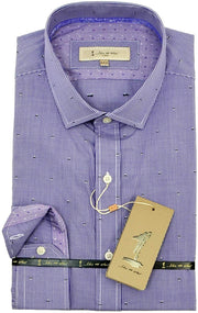 1...LIKE NO OTHER Vela Dress Shirt