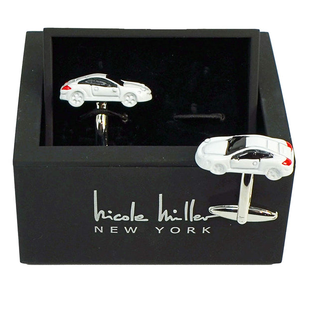 Nicole Miller Studio Car Cuff Links