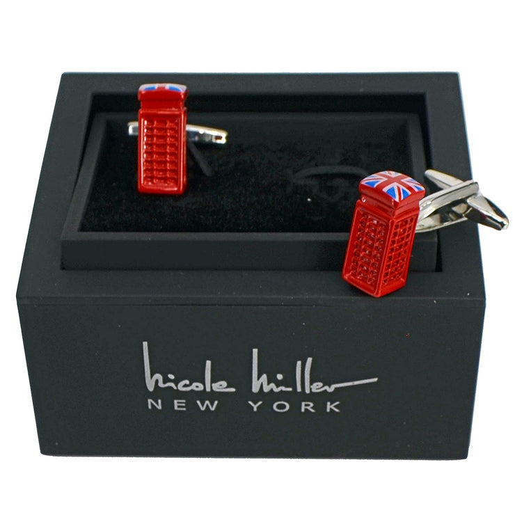 Nicole Miller Studio London Cuff Links