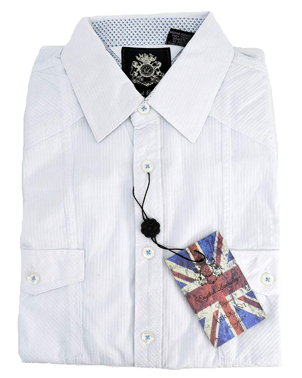 English Laundry Half Sleeve Sport Shirt
