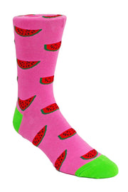 Nicole Miller Studio Watermelon Socks