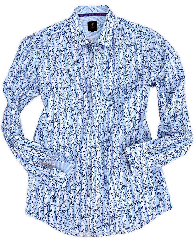 1 Like No Other Grana Print Shirt