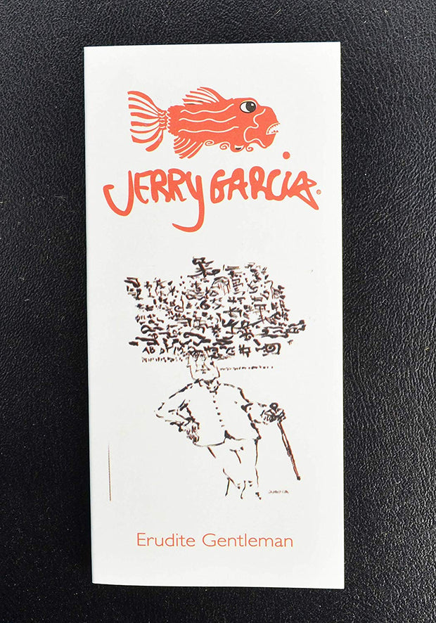 Jerry Garcia Printed Cuff Shirt