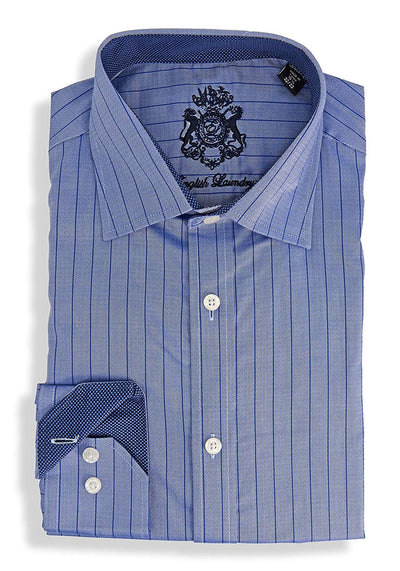 English Laundry Lined Dress Shirt