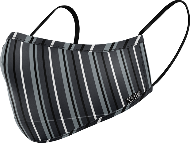 Multi Stripe printed N95 Styled mask