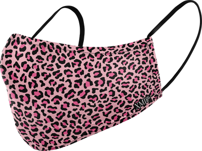 Cheetah printed mask for Kids