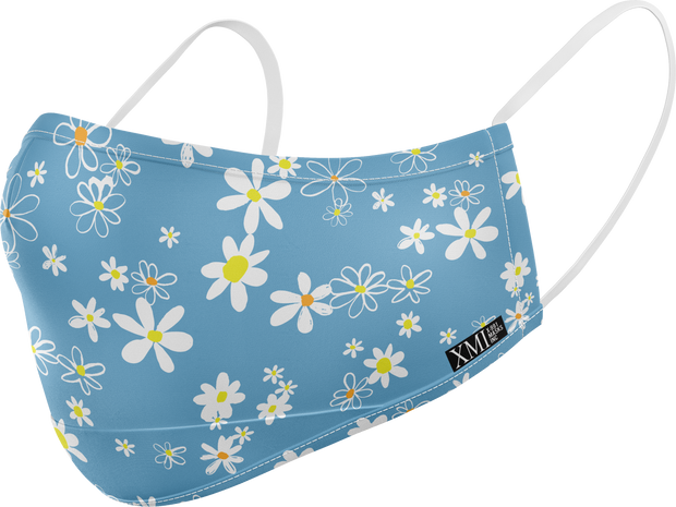 Daisy printed mask for Kids