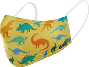 Dino printed mask for Kids