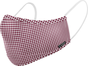 Gingham printed N95 Styled mask