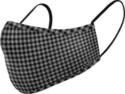 Mini plaid printed mask