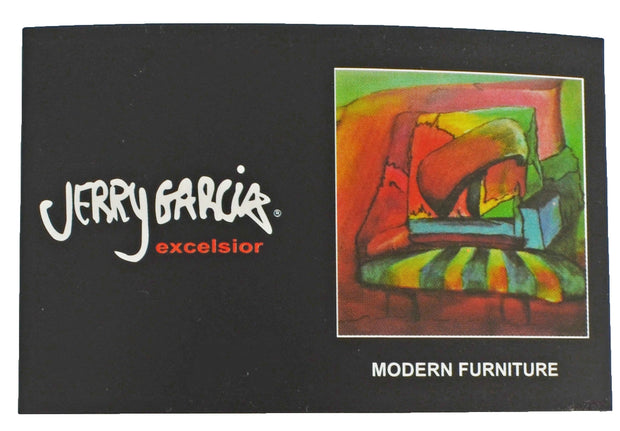 Jerry Garcia Modern Furniture Mens Tie