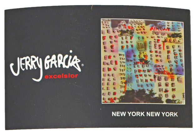 Jerry Garcia New York New York Mens Tie