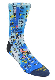 Jerry Garcia New York Socks