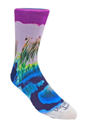 Jerry Garcia Wetlands 1 Sock