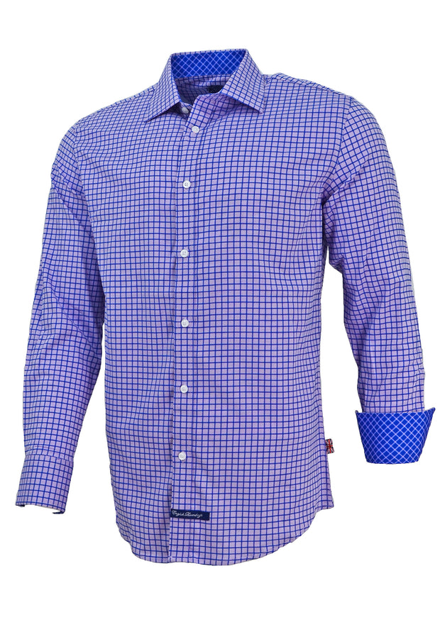 English Laundry Long Sleeve Sport Shirt
