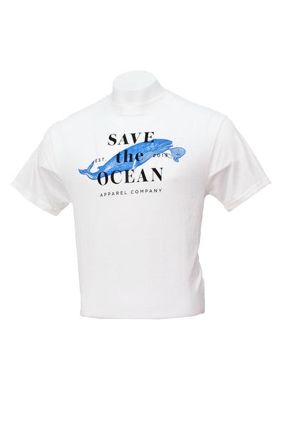 Save The Ocean Short Sleeve T-Shirt