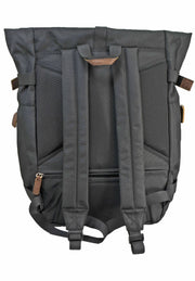 Save The Oceab Recycled Fold Over Backpack