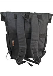 Save the Ocean Recycled Backpack with Fold over top