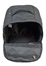 Save the Ocean Black Backpack