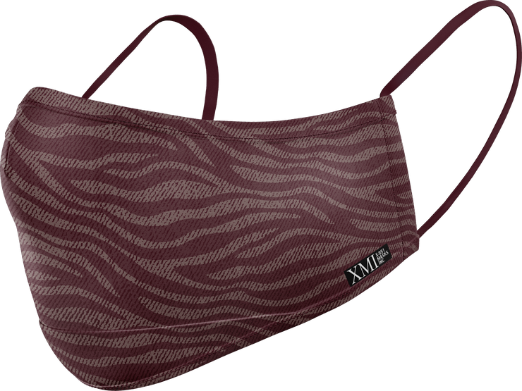 Zebra Stripe printed mask