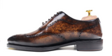 Richelieu Brogue Marron