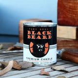 Fury Bros. Black Beard Premium Candle 12.5oz